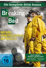 Breaking Bad - Season 3  [4 DVDs] DVD-Cover