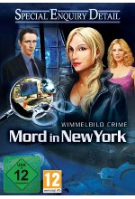 Special Enquiry Detail: Mord in New York Cover