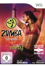 Zumba Fitness - Join the Party (inkl. Fitness-Gürtel) Cover