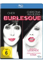 Burlesque Blu-ray-Cover