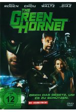 The Green Hornet DVD-Cover