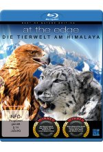 At the Edge - Die Tierwelt am Himalaya Blu-ray-Cover