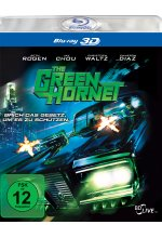 The Green Hornet Blu-ray 3D-Cover