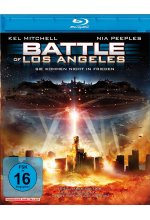 Battle of Los Angeles Blu-ray-Cover