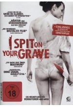 I Spit on your Grave DVD-Cover
