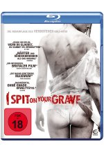 I Spit on your Grave Blu-ray-Cover