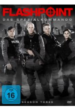 Flashpoint - Das Spezialkommando - Season 3  [3 DVDs] DVD-Cover