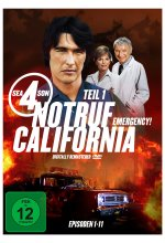 Notruf California - Season 4.1/Episoden 01-11  [3 DVDs] DVD-Cover