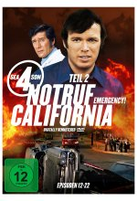 Notruf California - Season 4.2/Episoden 12-22  [3 DVDs] DVD-Cover