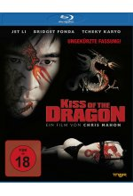 Kiss of the Dragon - Extended Cut Blu-ray-Cover