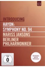 Introducing Haydn: Symphony No. 94 - Mariss Jariss/Berliner Philharmoniker DVD-Cover