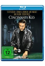 Cincinnati Kid Blu-ray-Cover