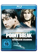 Point Break - Gefährliche Brandung Blu-ray-Cover