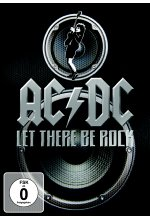 AC/DC - Let There Be Rock DVD-Cover
