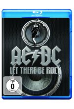 AC/DC - Let There Be Rock Blu-ray-Cover