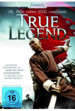 True Legend DVD-Cover