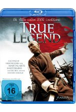 True Legend Blu-ray-Cover