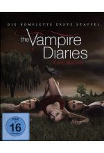 The Vampire Diaries - Staffel 1  [5 BRs] Blu-ray-Cover