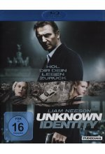 Unknown Identity Blu-ray-Cover