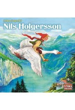 Nils Holgerson Cover