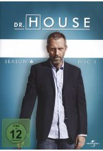 Dr. House - Season 6  [6 DVDs] DVD-Cover