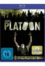 Platoon - 25th Anniversary Edition Blu-ray-Cover