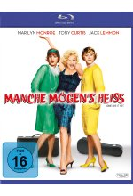 Manche mögen's heiss Blu-ray-Cover
