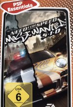 Need for Speed - Most Wanted 5-1-0  [Essentials] Cover