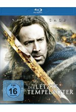 Der letzte Tempelritter <br> Blu-ray-Cover