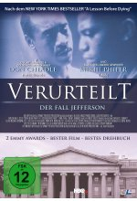 Verurteilt - Der Fall Jefferson DVD-Cover