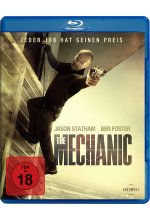 The Mechanic Blu-ray-Cover