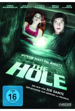 The Hole - Wovor hast Du Angst? DVD-Cover