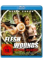 Flesh Wounds - Blutige Wunden Blu-ray-Cover