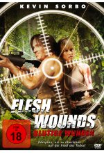 Flesh Wounds - Blutige Wunden DVD-Cover