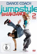 Dance Coach - Jumpstyle & Breakdance  [2 DVDs] DVD-Cover