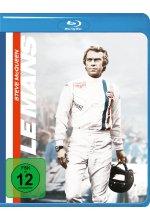 Le Mans Blu-ray-Cover