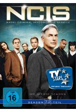 NCIS - Naval Criminal Investigate Service/Season 7.2  [3 DVDs] DVD-Cover