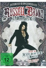 Russell Brand in New York City DVD-Cover