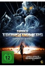 Space Transformers DVD-Cover