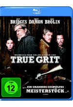 True Grit Blu-ray-Cover