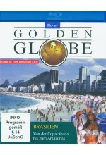 Brasilien - Golden Globe Blu-ray-Cover