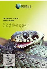 Ultimate Guide - Alles über Schlangen - Discovery World DVD-Cover