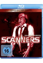 Scanners 1 - Ungeschnittene Fassung Blu-ray-Cover