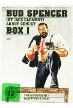 Bud Spencer ist Jack Clementi Box 1  [3 DVDs] DVD-Cover