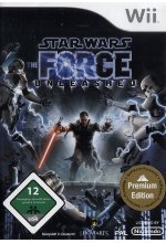 Star Wars - The Force Unleashed  [SWP] Cover