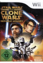 Star Wars - The Clone Wars: Republic Heroes  [SWP] Cover