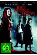 Red Riding Hood - Unter dem Wolfsmond DVD-Cover