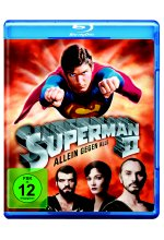 Superman 2 Blu-ray-Cover