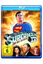 Superman 4 Blu-ray-Cover