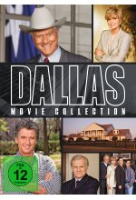 Dallas - Movie Collection  [2 DVDs] DVD-Cover